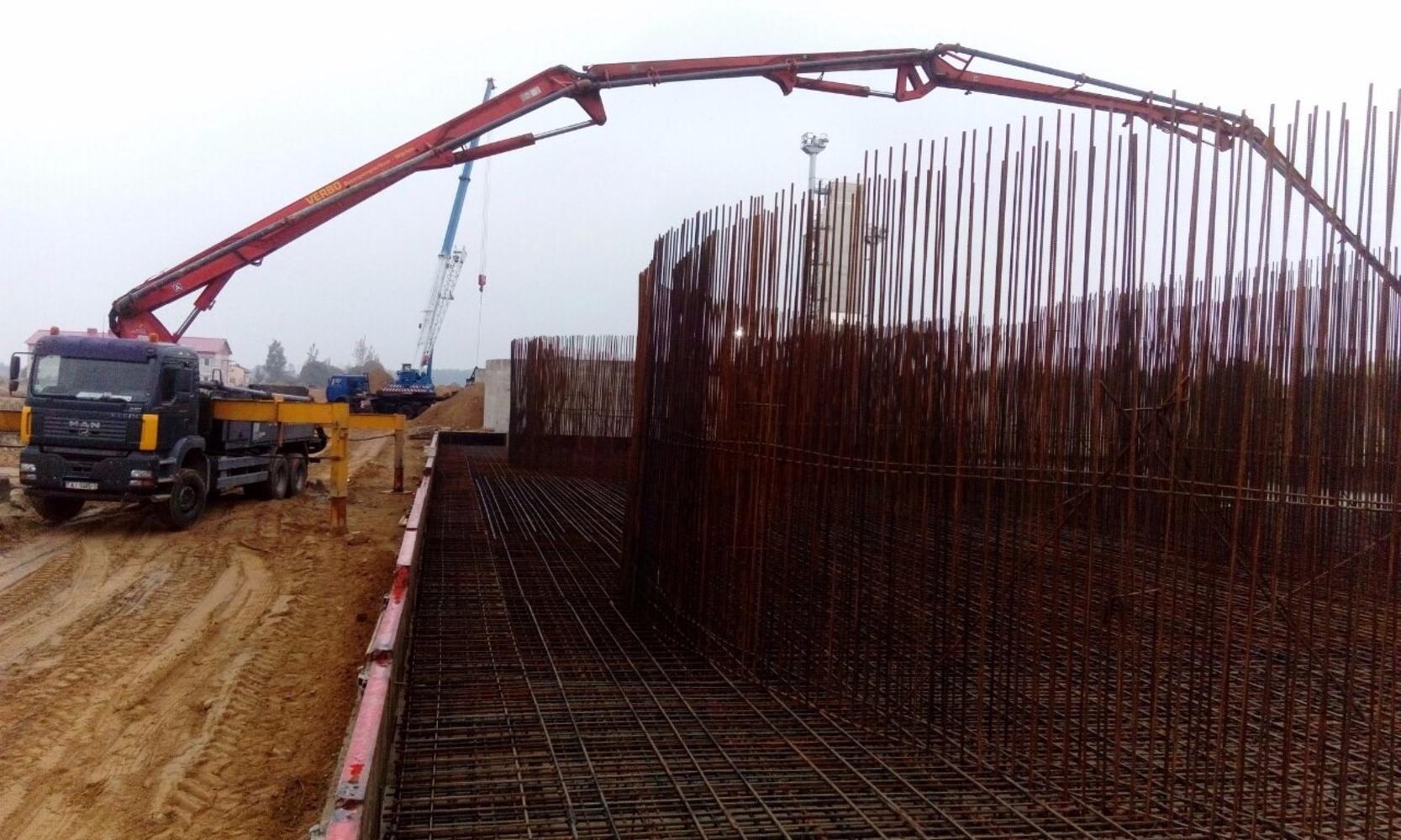 Вакансии эркон бетон москва какие минеральные пластификаторы используются в строительных растворах